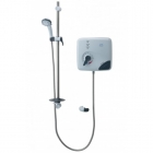 Image for Triton Safeguard Care - Electric - 8.5kW Pumped Thermostatic Shower & Kit - White - CSGPE08WC