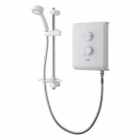 Image for Triton T70z - Electric - 7.5kW Shower & Kit  - White/Chrome - SP7007Z