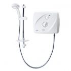 Image for Triton T90XR - Electric - 8.5kW Pumped Shower & Kit - White/Chrome - SP9008SI