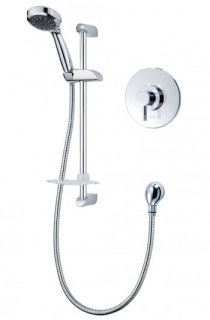 Triton Thames Sequential Built-in Mixer Shower - Chrome