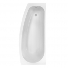 Image for Trojan Space Saver 1695mm x 695/500mm Left Handed Bath - 356119WT