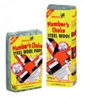 Trollull Steel Wool Pads - Pack Of 10