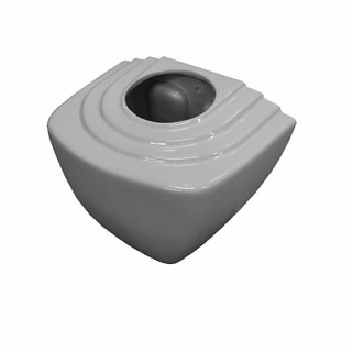 Twyford Ceramic Auto 4.5L Cistern & Fittings CX8711WH
