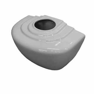 Twyford Ceramic Auto 9L Cistern & Fittings CX8712WH