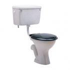 Image for Twyford Classic Low Level Cistern - CC2848WH