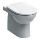 Image for Twyford Energy E100 Back To Wall Round Pan - E11488WH