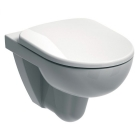 Image for Twyford Energy E100 Wall Mounted Round Pan - E11708WH