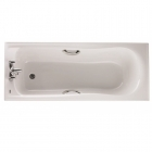 Image for Twyford Galerie Bath 1700 x 700mm 2TH Grips - GN8552WH