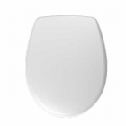 Twyford Galerie Toilet Seat Standard Bottom Fix Hinges - GN7815WH