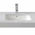 Image for Twyford Moda 460mm 1 Tap Hole Under-Countertop Basin - MD4510WH