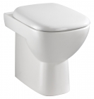 Image for Twyford Moda Back To Wall Pan - MD1438WH