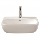 Image for Twyford Moda Semi-Recessed 550mm 1 Tap Hole Basin - MD4621WH