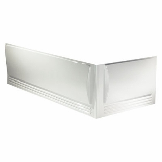 Twyford Omnifit 1524 Front Bath Panel PP2175WH