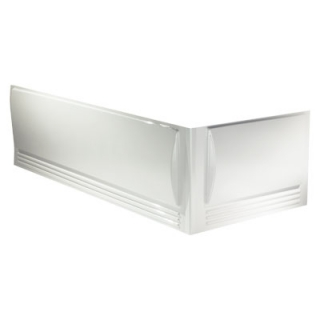 Twyford Omnifit Universal 800mm Bath End Panel PP2172