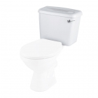 Image for Twyford Option Close Coupled 6/4 Litre Dual Flush Cistern - OT2421WH