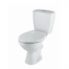 Image for Twyford Option Close Coupled Push Button Cistern - OT2396WH