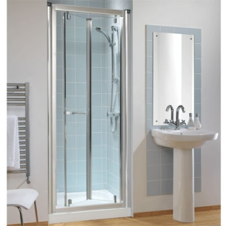 Twyford Outfit Bi-Fold Door Shower Enclosures