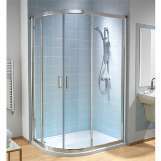 Twyford Outfit Offset Quadrant Shower Enclosures