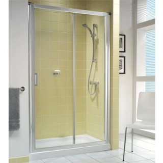 Twyford Outfit Sliding Door Shower Enclosures