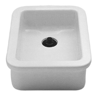 Twyford Plain 420mm Lab Sink FC1415