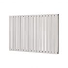 Image for Ultraheat Linear 600mm x 427mm Tubular Radiator Traffic White - LD608W