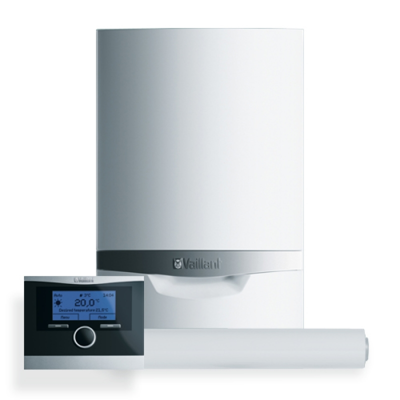 vaillant ecotec plus 824 condensing he combi boiler pack. Black Bedroom Furniture Sets. Home Design Ideas