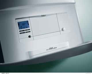 Vaillant ecoTEC Plus 838 Combination Boiler Natural Gas ErP