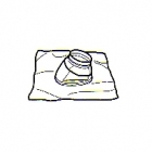 Vaillant Flexible Pitched Roof Seal 303980