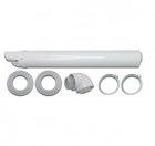 Image for Vaillant Standard Horizontal Flue Kit 0020219517