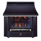 Image for Valor Black Beauty Slimline Outset Gas Fire Black - 0534101