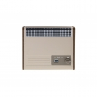 Image for Valor Brazilia F5S Beige & Oak Gas Wall Heater - 243160