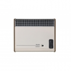 Image for Valor Brazilia F8ST Beige & Oak Gas Wall Heater - 504811