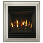 Image for Valor Harmony HE Inset Gas Fire Silver - 0576131