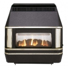 Image for Valor Heartbeat Outset Gas Fire Black - 0533901