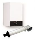 Image for Viessmann Vitodens 200-W 32/35kW Combination Boiler ErP, Horizontal Flue & Mechanical Timer