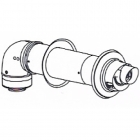 Image for Viessmann Telescopic Flue Kit 60/100mm 7411961