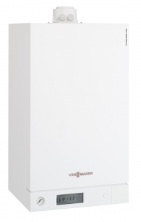 Viessmann Vitodens 100-W 26kW Combination Boiler Natural Gas ErP