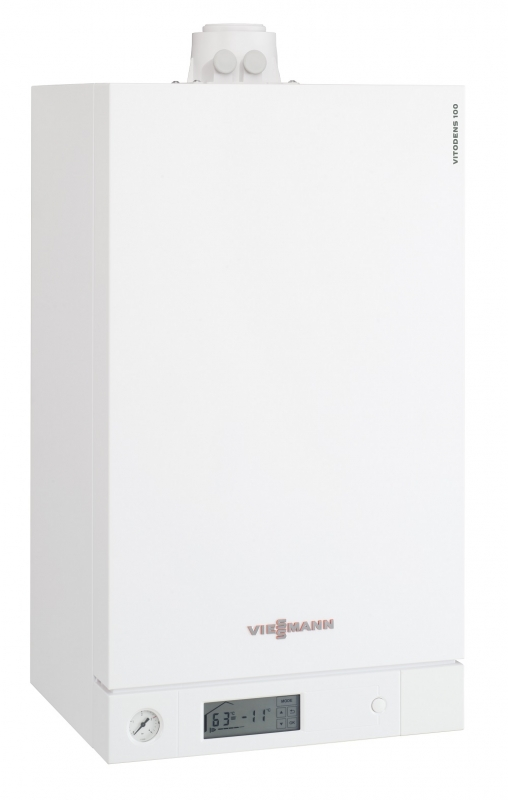 viessmann vitodens 100 w 30kw combination boiler natural gas erp boilers. Black Bedroom Furniture Sets. Home Design Ideas