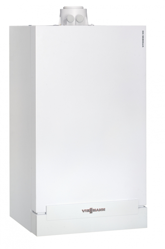 viessmann vitodens 100 w 30kw combination boiler natural gas boilers. Black Bedroom Furniture Sets. Home Design Ideas