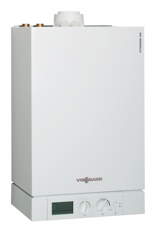 viessmann vitodens 100 w 35kw compact regular boiler natural gas boilers. Black Bedroom Furniture Sets. Home Design Ideas