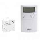 Image for Viessmann Vitotrol 050-W UTDB RF 2 Channel 7 Day Room Thermostat