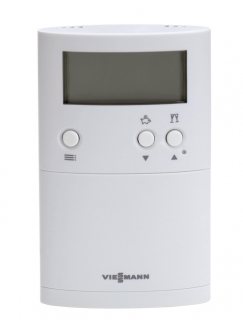 Viessmann Vitotrol 100 UTDB Programmable 7 Day Single Channel Room Thermostat
