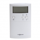 Image for Viessmann Vitotrol 100 UTDB Programmable 7 Day Single Channel Room Thermostat