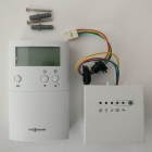 Image for Viessmann Vitotrol 100 UTDB RF2 7 Day Room Thermostat - 7537234
