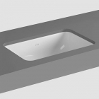 Image for Vitra S20 420cm 0 Tap Hole Under-Countertop Basin - 6039B003-0012