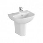 Image for Vitra S20 450mm 1 Tap Hole Cloakroom Basin - 5500L003-0999