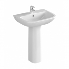 Image for Vitra S20 600mm 1 Tap Hole Basin - 5503L003-0999