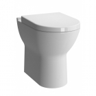 Image for Vitra S50 Back To Wall Comfort Height Pan - 5369L003-0075