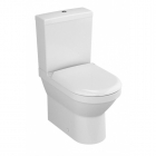 Image for Vitra S50 Close Coupled Compact Pan - 5427L003-7200