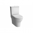 Image for Vitra Zentrum Close Coupled Fully Back To Wall Pan - 5780L003-7200